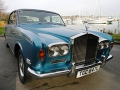 Navigate to Lot 218 - 1972 Rolls-Royce Silver Shadow I