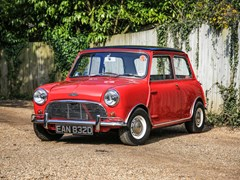 Navigate to Lot 220 - 1966 Austin Mini Cooper S