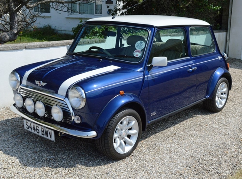 Lot 227 - 1998 Rover Mini Cooper S Touring (533 miles)