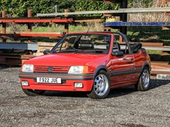 Navigate to Lot 116 - 1988 Peugeot 205 CTi (1.9 Litre)