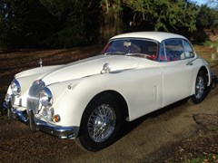 Navigate to Lot 257 - 1960 Jaguar XK150 Coupé
