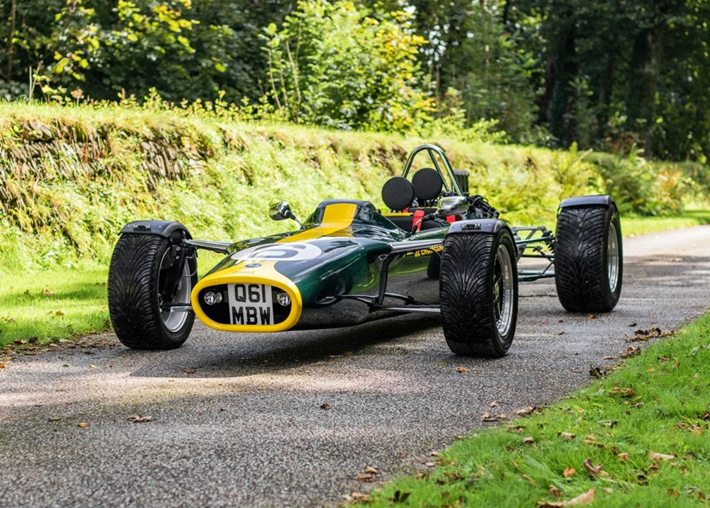 Lot 158 - 1967 Lotus 49 Colin Chapman F1 recreation by S2 Engineering