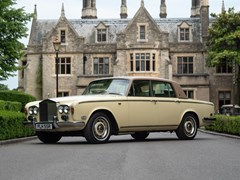 Navigate to Lot 213 - 1976 Rolls-Royce Silver Shadow