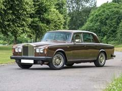 Navigate to Lot 235 - 1980 Rolls-Royce Silver Shadow II