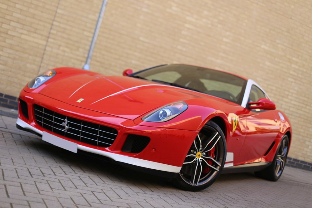 Lot 278 - 2012 Ferrari 599 GTB F1 Alonso