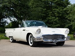 Navigate to Lot 202 - 1957 Ford Thunderbird Series III