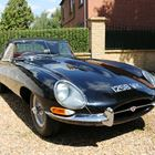 REF 66 1962 Jaguar E-Type Series I Roadster -