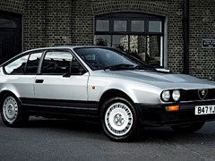 Navigate to Lot 288 - 1985 Alfa Romeo GTV6
