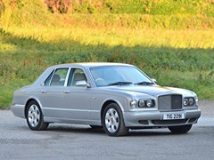 Navigate to Lot 271 - 2000 Bentley Arnage Red Label
