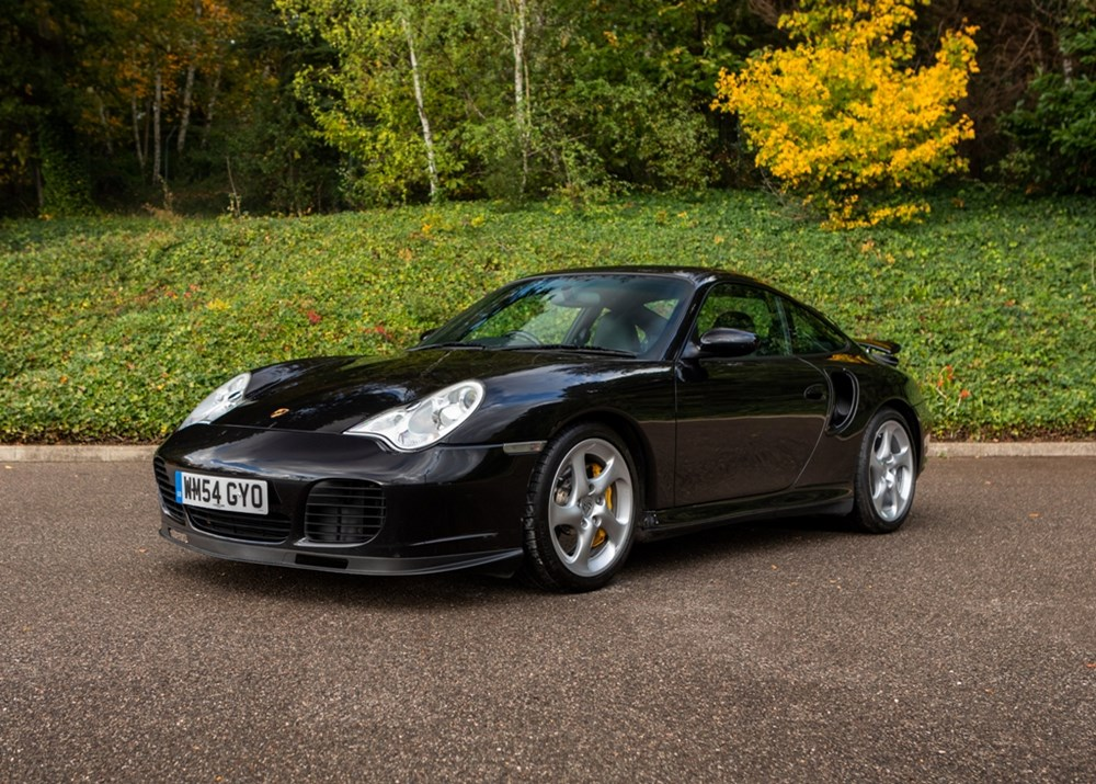 Lot 242 - 2005 Porsche 911 / 996 Turbo S