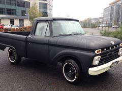Navigate to Lot 290a - 1966 Ford F10 Pick-Up