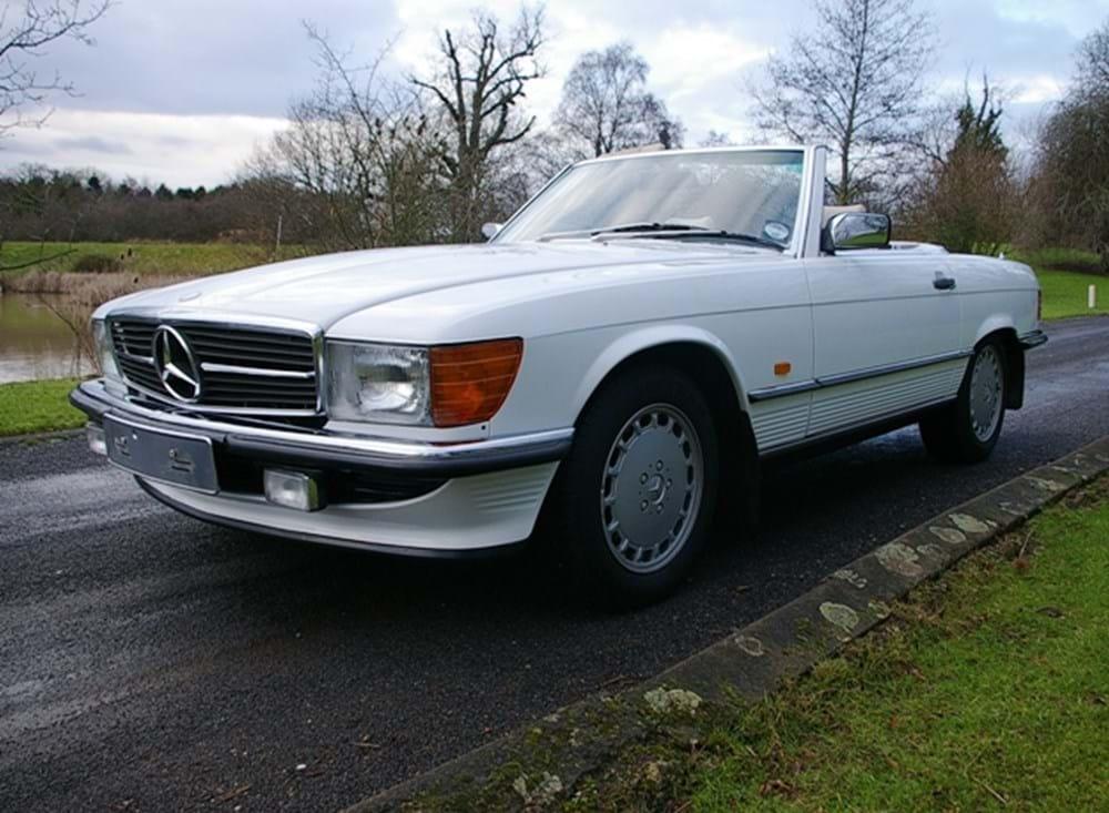 1987 Mercedes-Benz 300SL Roadster