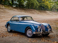 Navigate to Lot 305 - 1958 Jaguar XK150 Fixedhead Coupé