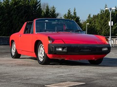 Navigate to Lot 253 - 1975 Porsche 914 (1.8 litre)