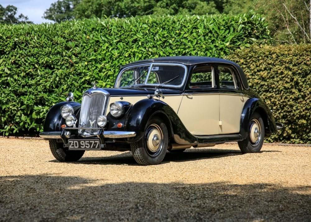 Lot 246 - 1946 Riley RMA