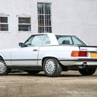Ref 12 1986 Mercedes-Benz 560 SL Roadster -