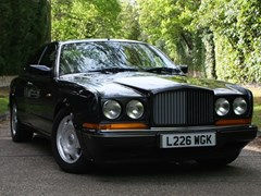 Navigate to Lot 177 - 1994 Bentley Continental R by Mulliner Park Ward