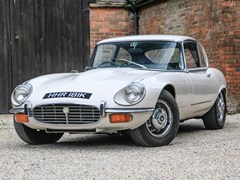 Navigate to Lot 280 - 1971 Jaguar E-Type Series III 2+2