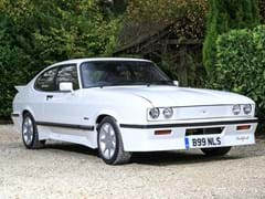 Navigate to Lot 162 - 1984 Ford Capri by Tickford (2.8 litre)