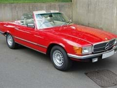 Navigate to Lot 141 - 1979 Mercedes-Benz 350 SL Roadster