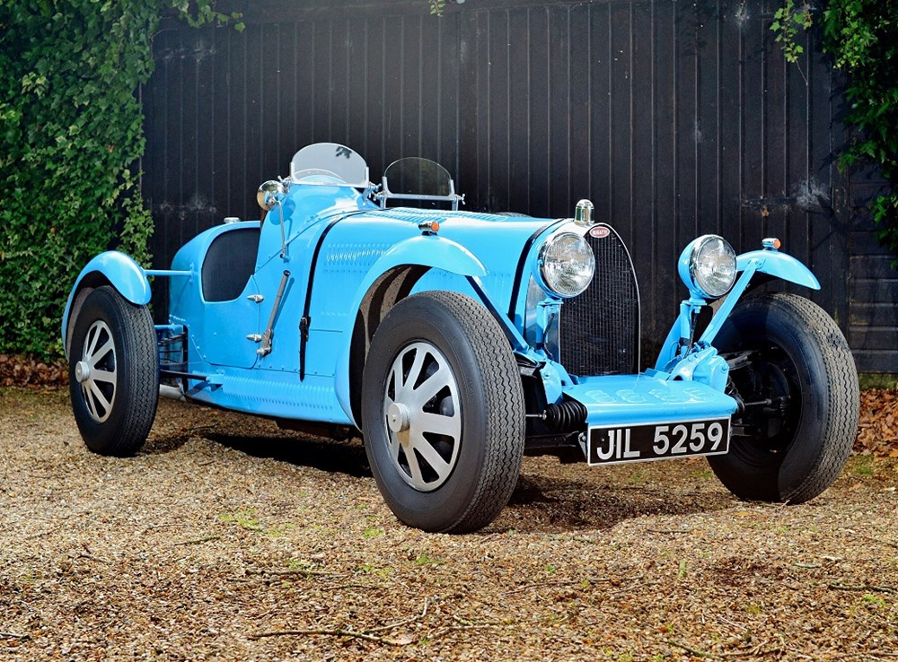 Lot 300 - 1970 Bugatti Type 35 Recreation by Mike King Racing