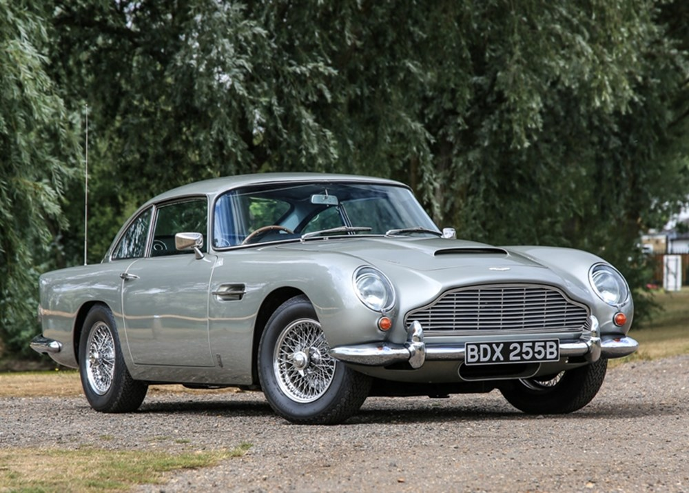 Lot 160 - 1964 Aston Martin DB5