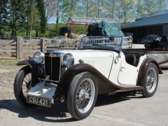 Navigate to Lot 244 - 1934 MG PA