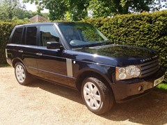 Navigate to Lot 430 - 2008 Range Rover Vogue TDV8