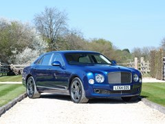 Navigate to Lot 212 - 2014 Bentley Mulsanne 95 Edition *WITHDRAWN*