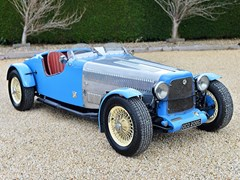 Navigate to Lot 321 - 1969 MG Special Roadster by NG