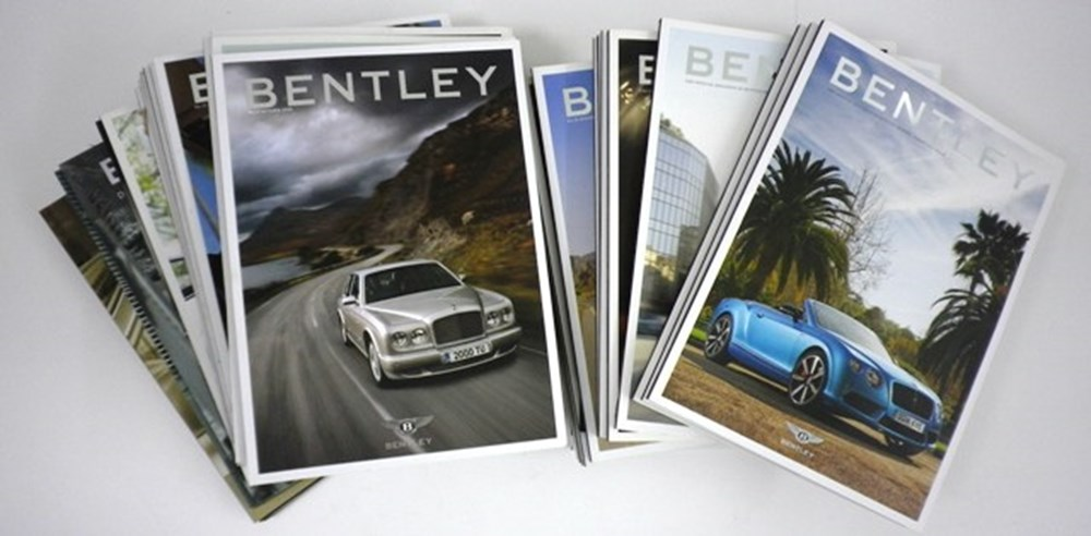 Lot 1 - Auction catalogues and magazines