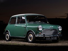 Navigate to Lot 252 - 1964 Morris Mini Cooper S