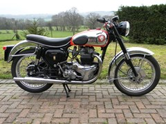 Navigate to Lot 263 - 1959 BSA A10