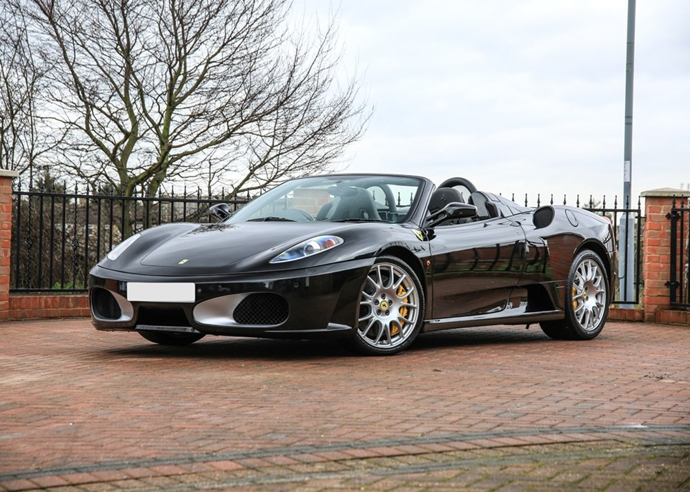 Lot 176 - 2008 Ferrari F430 F1 Spider