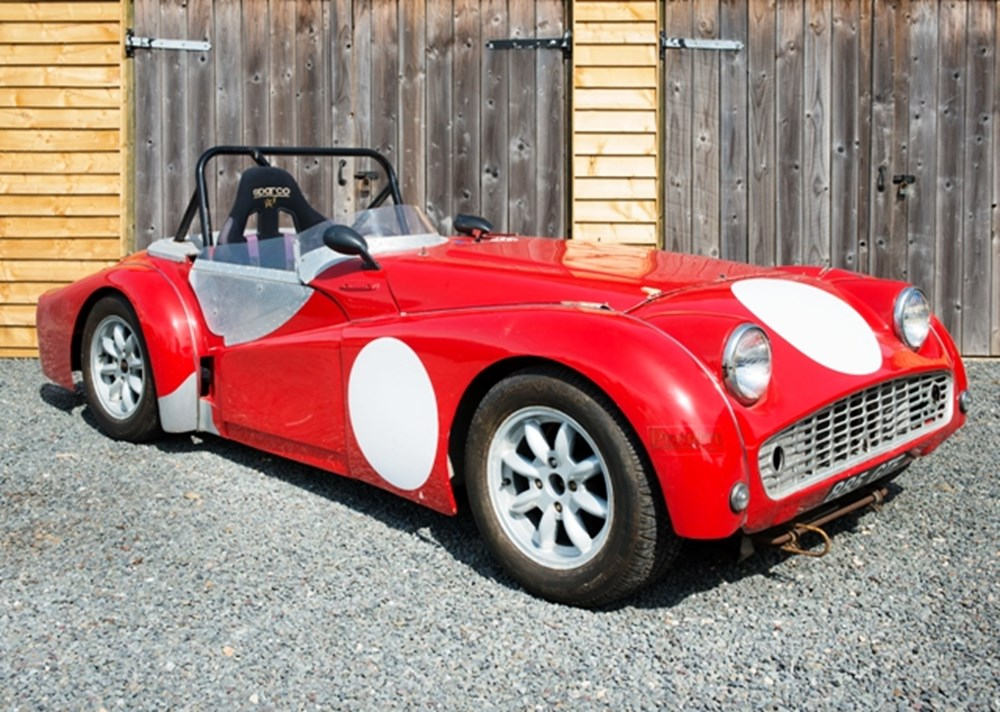 Lot 205 - 1958 Triumph TR3 Race Specification