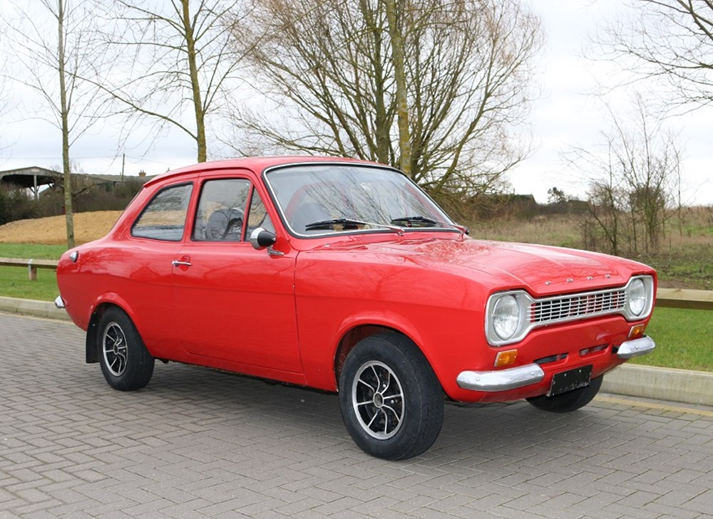 Lot 118 - 1968 Ford Escort Mk. I 1300 Two-door Saloon