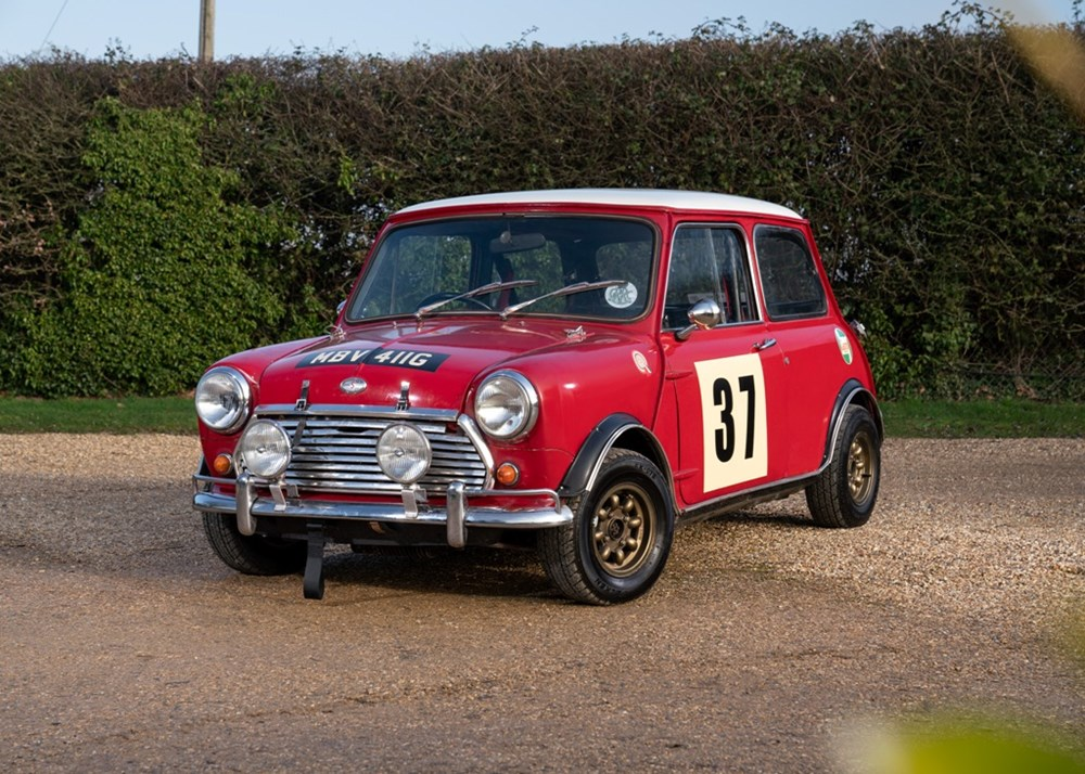 Lot 279 - 1969 Morris Mini Cooper Mk. II