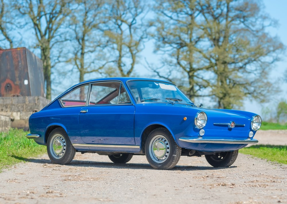Ref 140 1965 fiat 850 sport coup s1 - Fiat 850 sport coupe for sale ...