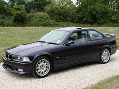Navigate to Lot 311 - 1996 BMW M3 Evolution Coupé