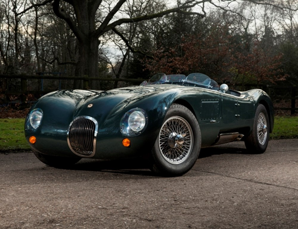 Lot 231 - 1993  Jaguar C-Type by Realm