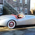 1953 Jaguar XK120 Roadster -