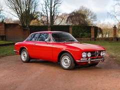 Navigate to Lot 209 - 1975 Alfa Romeo 1600 GT Junior