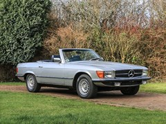 Navigate to Lot 236 - 1979 Mercedes-Benz 350 SL Roadster
