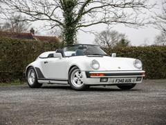 Navigate to Lot 241 - 1989 Porsche 911 Speedster
