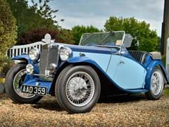 Navigate to Lot 186 - 1934 MG NA Magnette