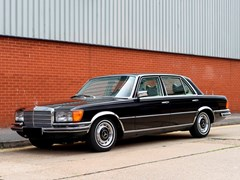 Navigate to Lot 262 - 1978 Mercedes-Benz 280 SEL