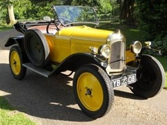 Navigate to Lot 230 - 1925 Citroën 5CV
