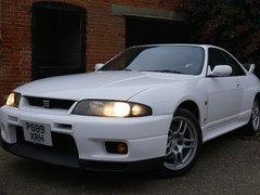Navigate to Lot 225 - 1996 Nissan Skyline R33 GT-R V-Spec N1