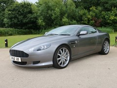 Navigate to Lot 317 - 2005 Aston Martin DB9