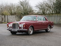 Navigate to Lot 202 - 1967 Rolls-Royce Two-Door Mulliner Park Ward